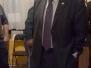 Ilan Mor, Izrael magyarországi nagykövete Gilvánfán (2015.11.24.)
