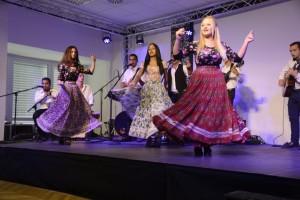 A Gandhi Gimnázium (Pécs) táncosai