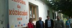 NAGY Csaba (Fidesz-KDNP) , a Baranya Megyei Önkormányzat elnöke gilvánfai látogatása (archív: 2014.10.03.)